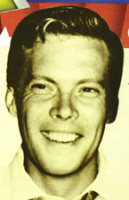 Singer Dick Haymes