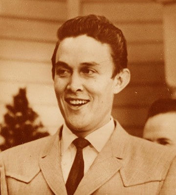 country and western singer Jimmy Dean