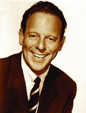 Photograph of actor Bill Goodwin, unknown date