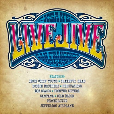 """KSAN's Live Jive"" CD Available"