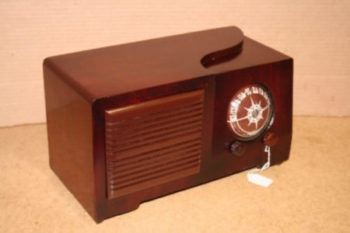 Automatic Radio 613X Cabinet Restoration – By Jim Bradt