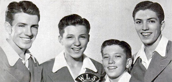 Williams Brothers, unknown date