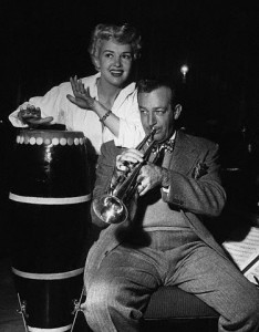 Harry James and Betty Grable, date unknown