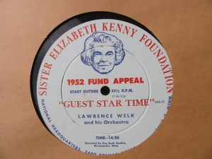 Label for Guest Star Time KBR-22